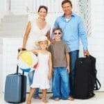 The family that travels together…