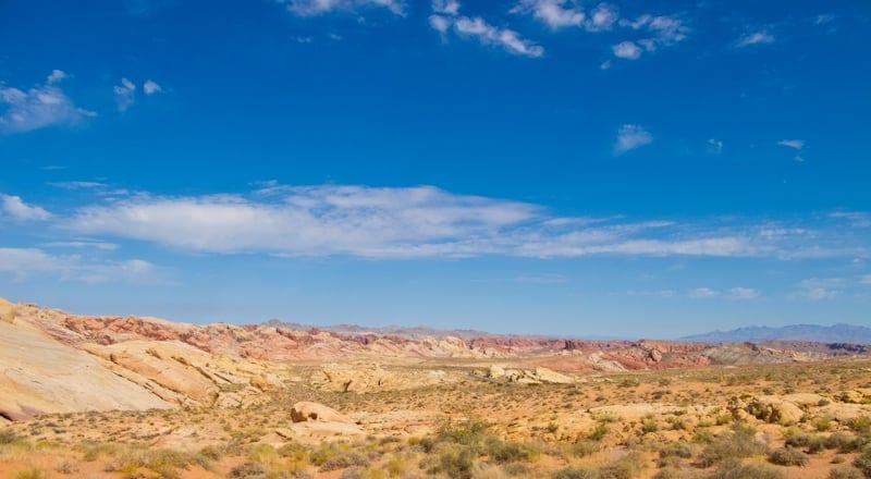 Valley-of-Fire-State-Park-Rainbow-Vista