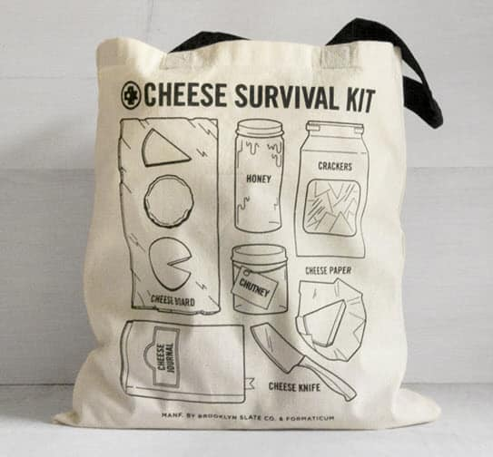 Cheese Survival Kit