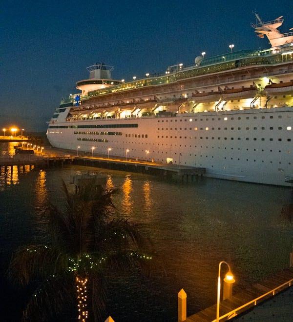 Key West Cruise Boat