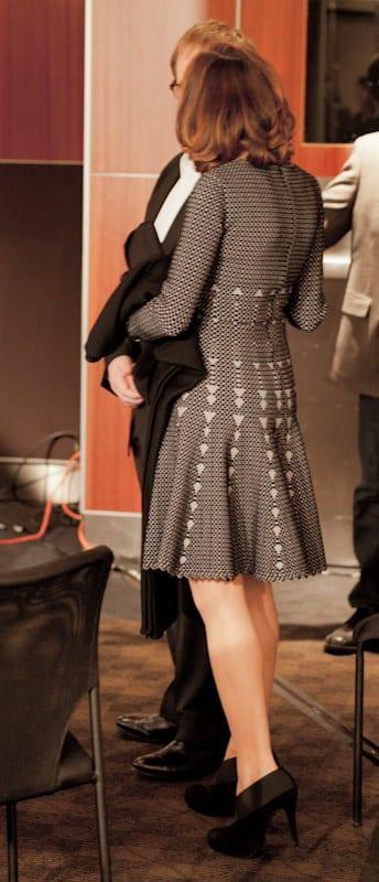 Elizabeth Bird dress