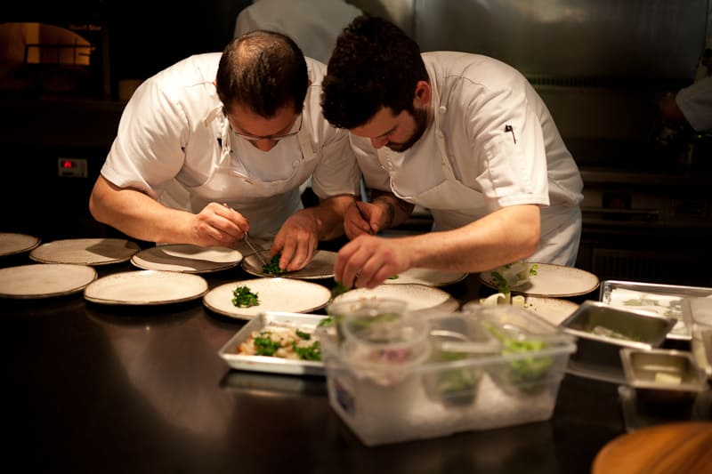 In the Willows Inn kitchen: Every detail is calculated