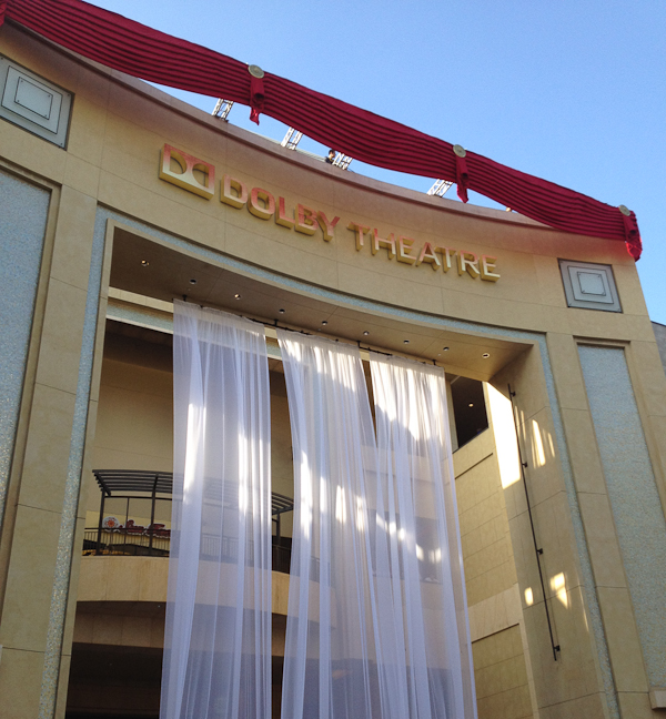 The new Dolby Theatre