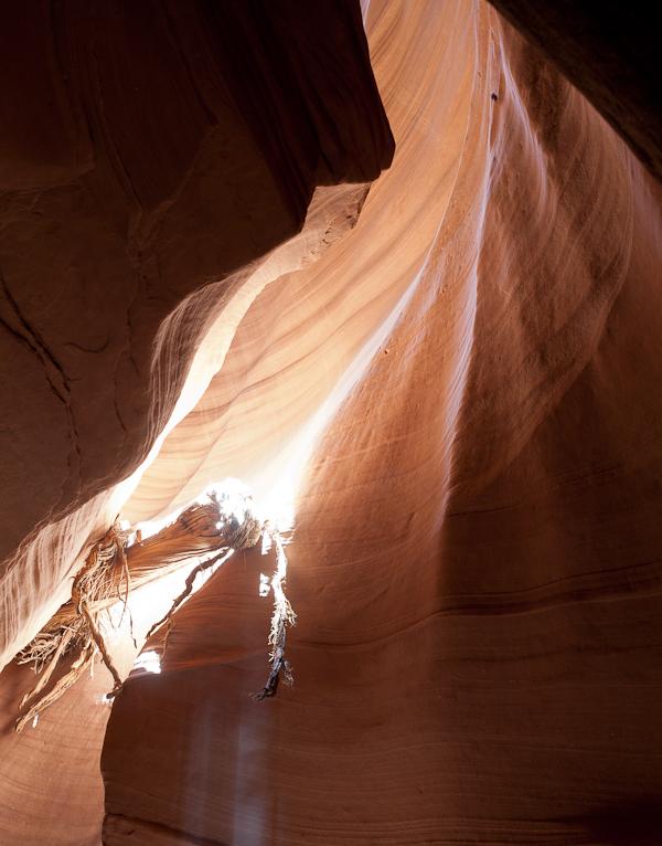 Inside Antelope Canyon