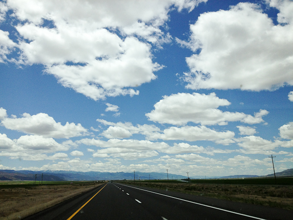 On the road to Vegas