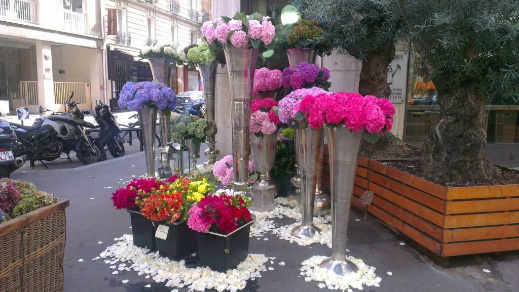 A Passion for Paris - La Mom - Fleuriste