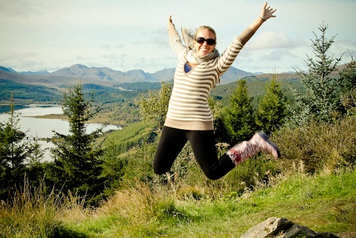Traveler Tuesday – Kristin Luna of Camels & Chocolate in Scotland