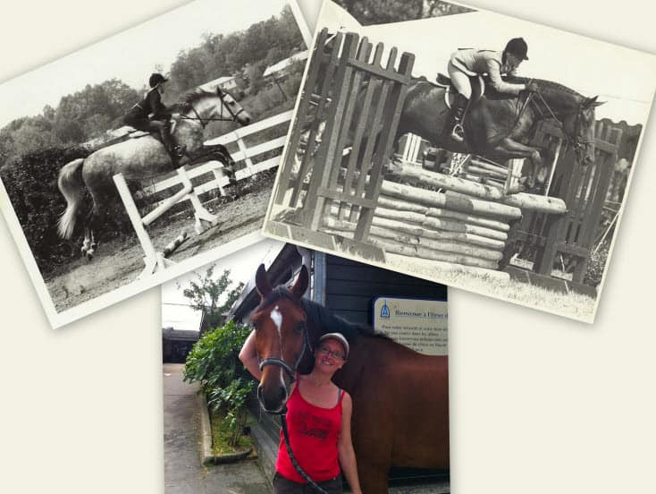 A Passion for Paris with Sarah Towle Riding at Age 8, 15 and 50