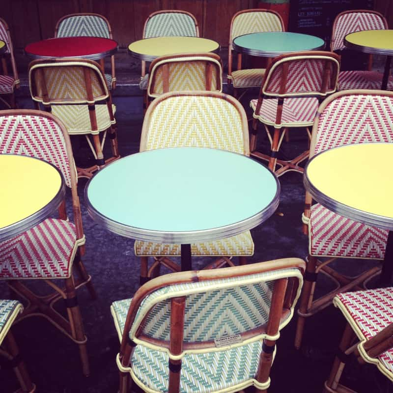 French Friday – A Passion for Paris with Anne Ditmeyer - Cafe