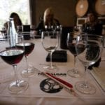 Wine-blending at Ravenswood Winery in Sonoma
