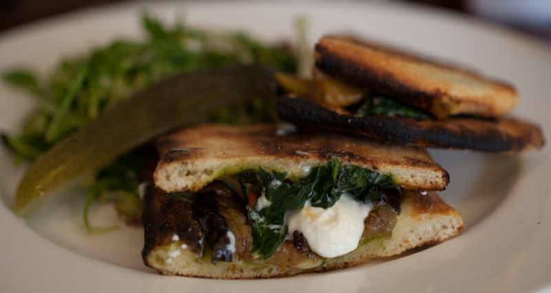 El Dorado Kitchen Vegetable Panini