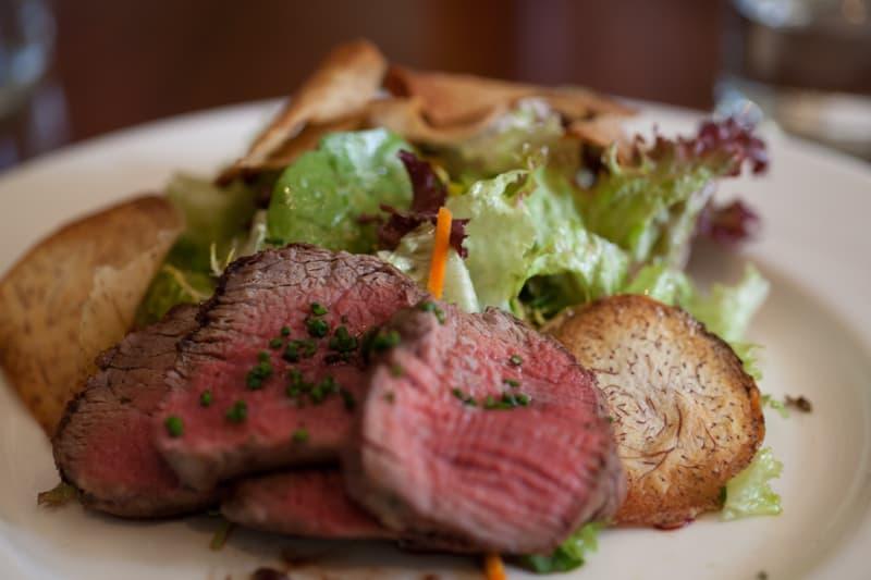 El Dorado Kitchen Steak Sandwich