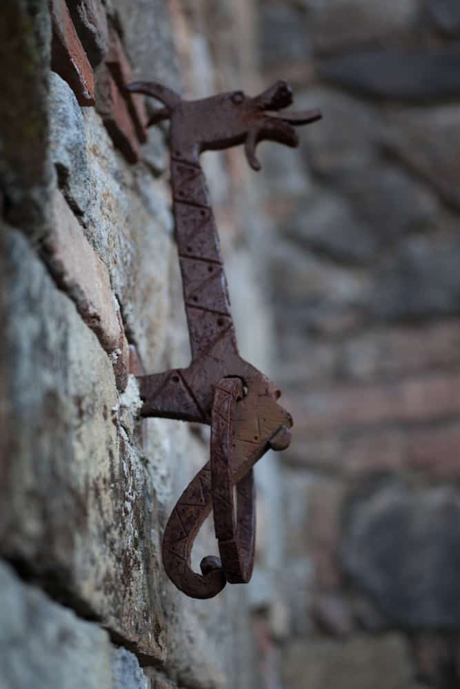 Castello di Amorosa detail