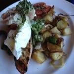 Friday Food Foto – Cuvee Napa Oh! Benedict