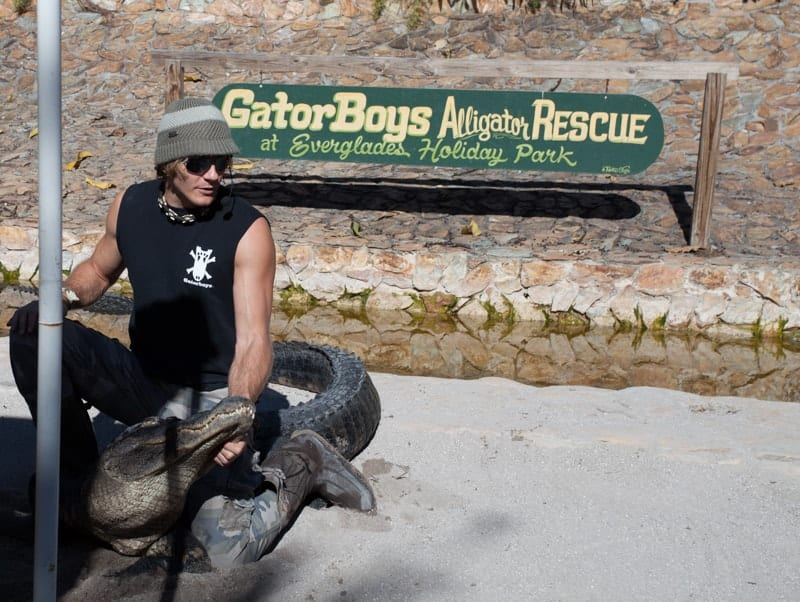 Gator Boys Chris Murray