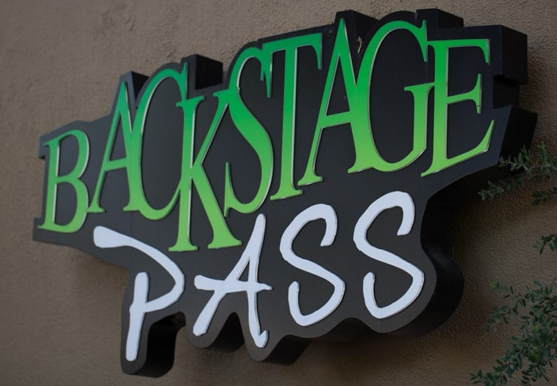 Backstage Pass at the San Diego Zoo