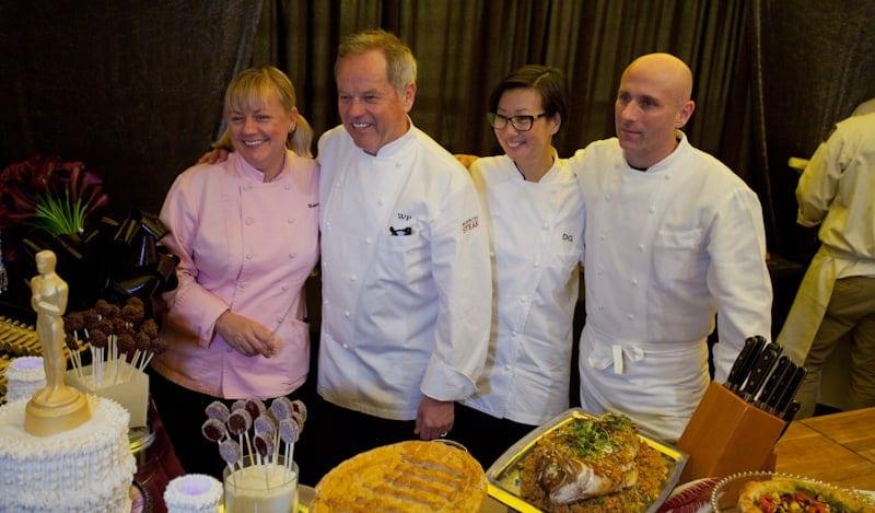 The Oscars Culinary Team