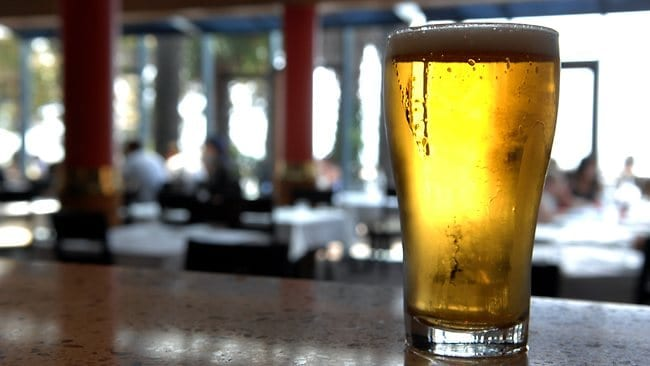 Beer and bar Paris