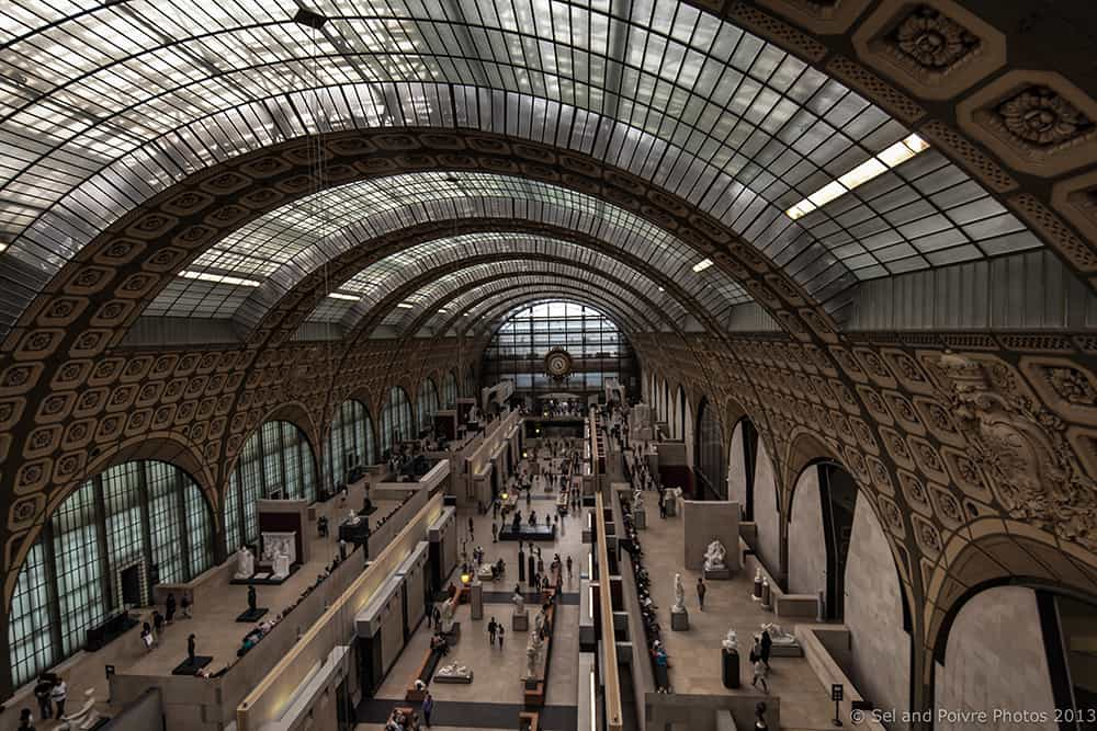 Musee d'Orsay and Paris in the 19th Century – Context Travel Paris Tour