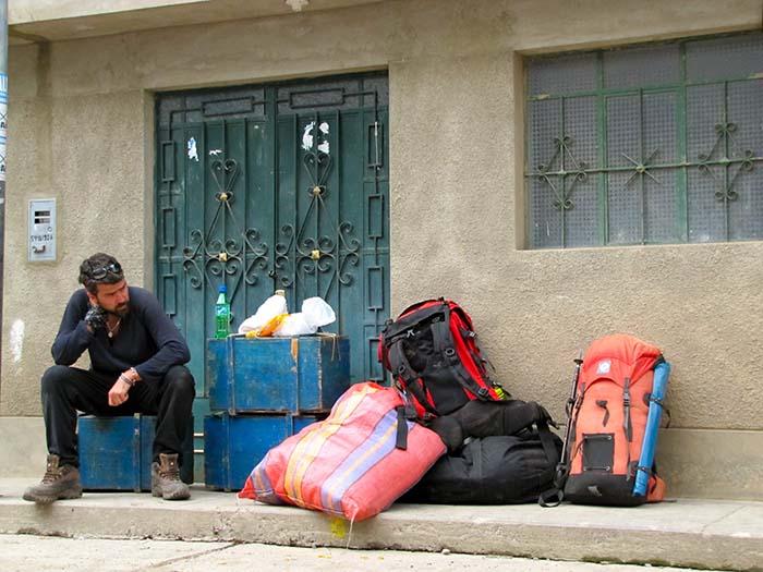 Traveler Tuesday - Ben West of Red Rucksack