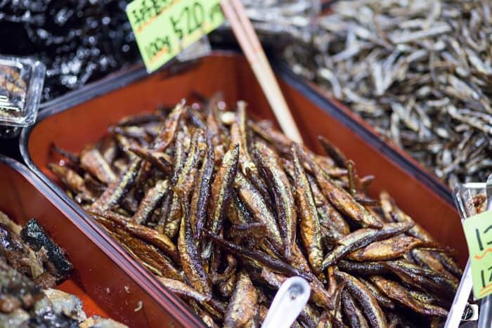 KYOTO-Nishiki_Market_Dried_Fish4