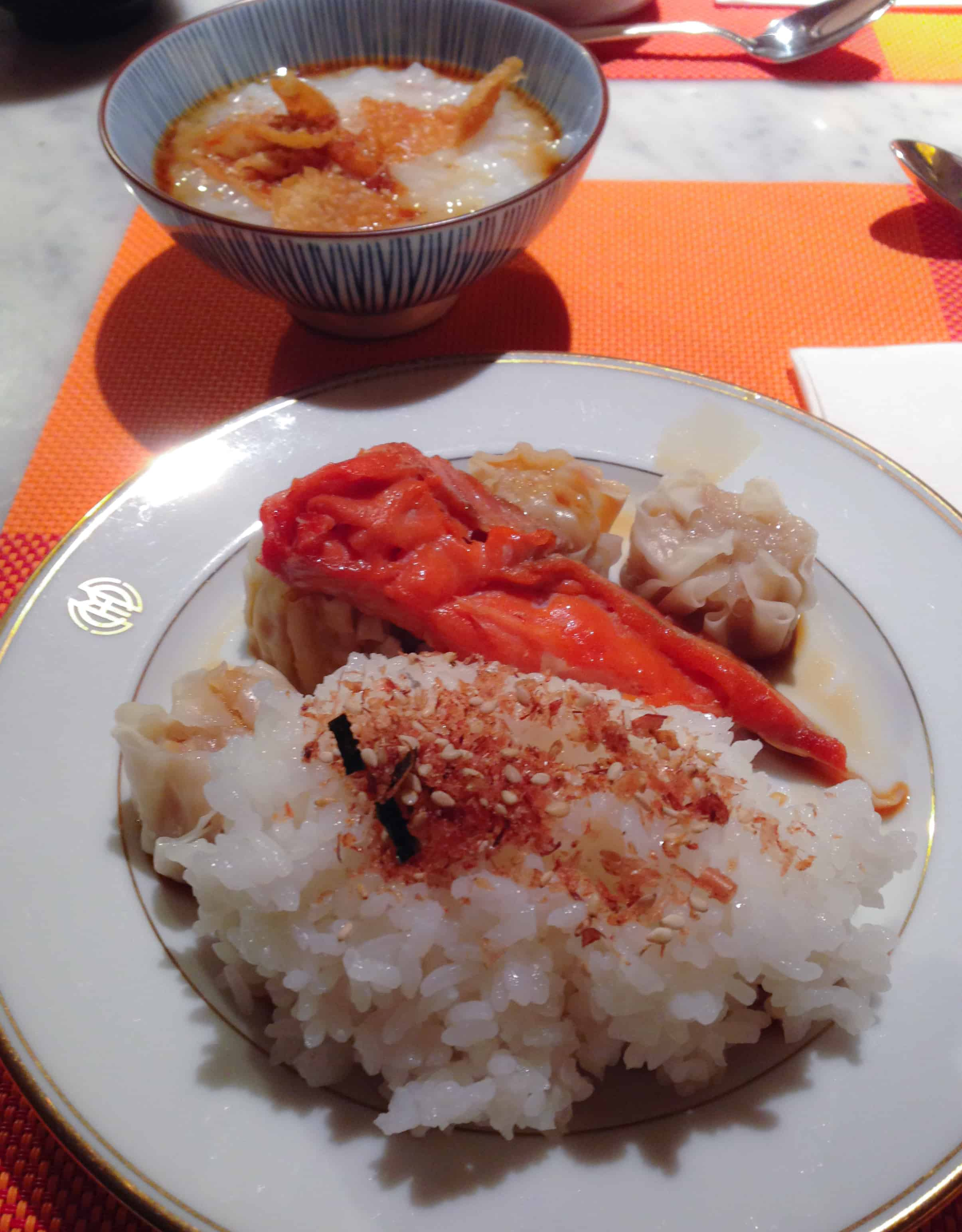 Westin Miyako Breakfast