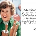 Friday Food Foto – Happy Birthday Julia Child
