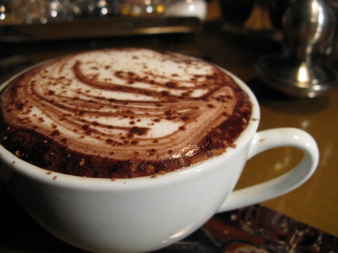 Things To Do in San Francisco in the Winter Hot Chocolate