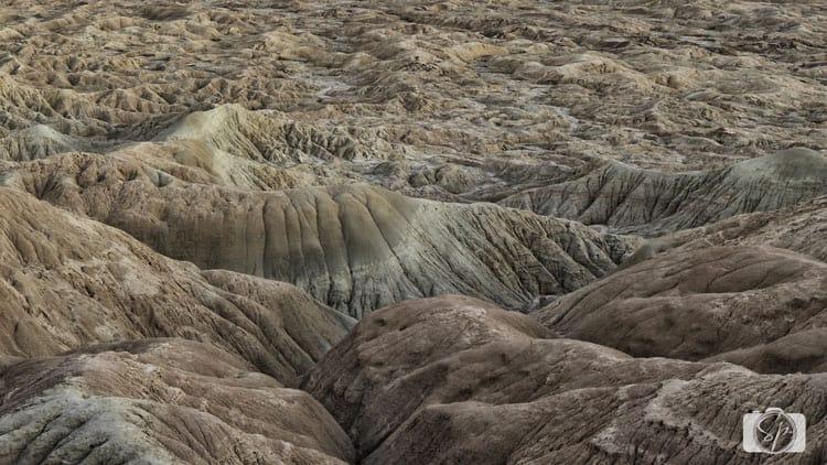 Badlands-ANZA-BORREGO-DESERT