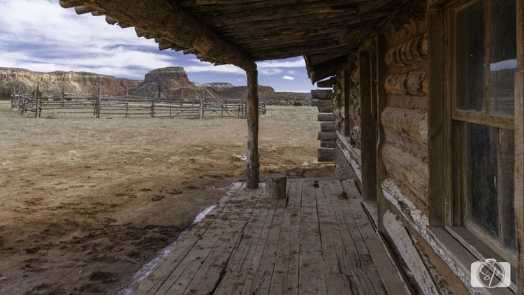 Things to do in the Santa Fe Area - Ghost Ranch near Rio Chama