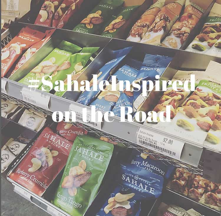 SahaleInspired on the Road