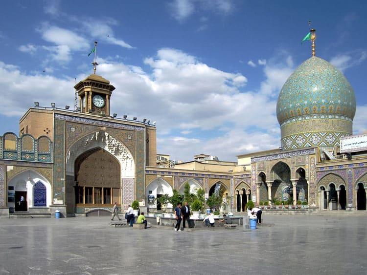 Tehran-Holy-Shrine