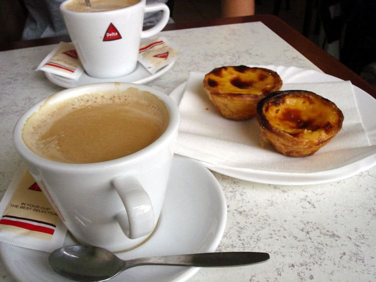 Pasteis de Nata Cafe