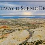 Utah Highway 12 Near Bryce Canyon