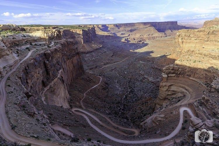 Canyonlands National Park Shafer Trail