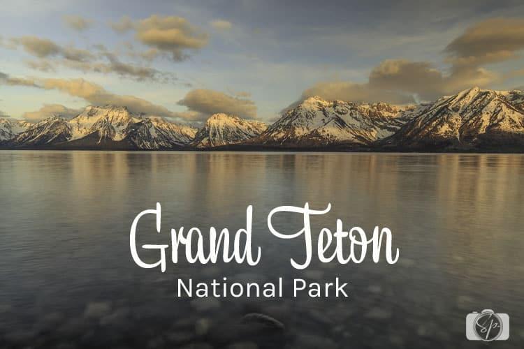 Grand Teton National Park Colter Bay blog