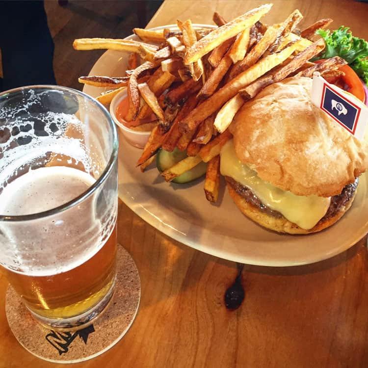 MacPhails Burgers Jackson Wyoming