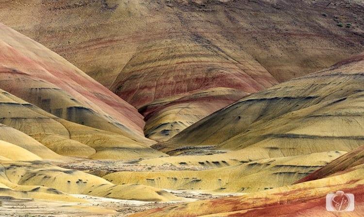 oregon painted hills