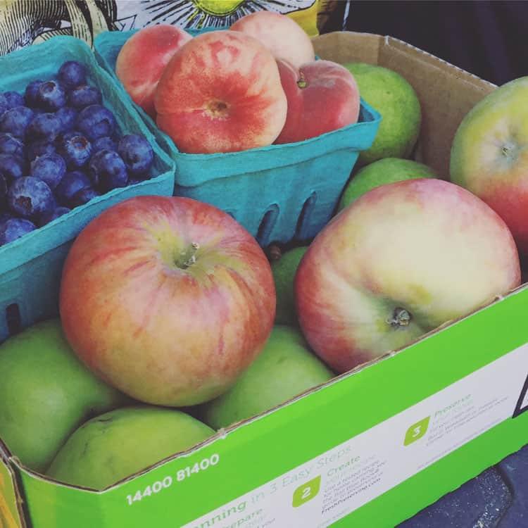 Hood River Fruit Loop Fruit