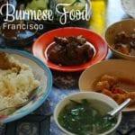 Best Burmese Food in San Francisco