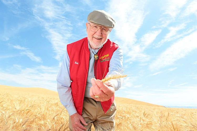 Bob Moore Offering Wheat Bob's Red Mill