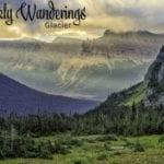 Weekly Wanderings #34 – Glacier