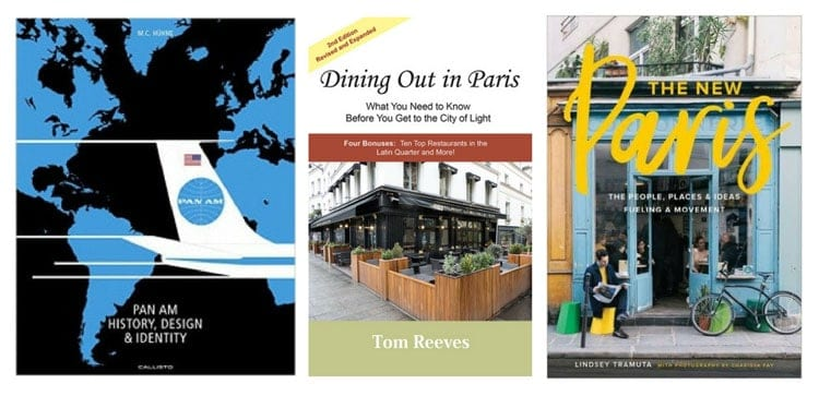 gifts for travelers: books
