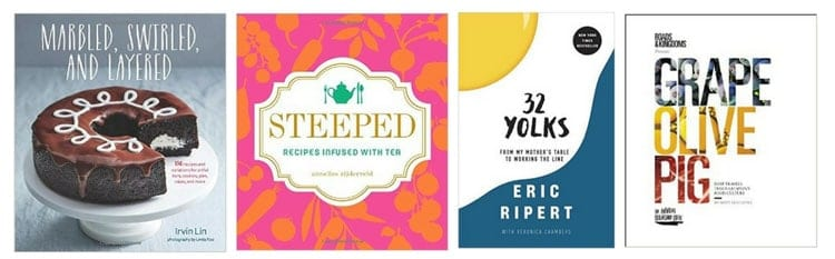 gifts for foodies: cookbooks-and-books