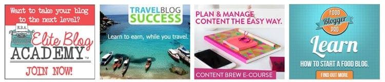 Blogger gift guide: ecourses